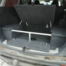 Органайзер «Стандарт+» для Mitsubishi Pajero Sport 2