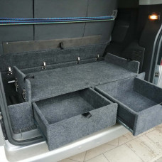 Органайзер «Экспедиция» для Volkswagen Multivan (T5)