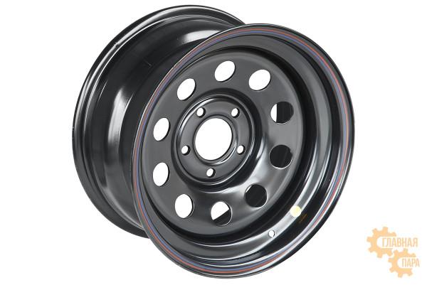Диск усиленный Ленд Ровер Дискавери 2, VW Amarok стальной черный 5x120 8xR16 ET-0