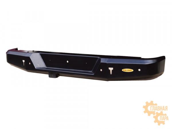 Бампер задний силовой Вездеходофф для Toyota Tundra 2007-2013
