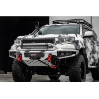Facelift BMS ALFA для Тойота Прадо 150 2018-2021
