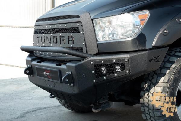 Бампер силовой передний BMS PRO-Line для Тойота Тундра 2007-2013