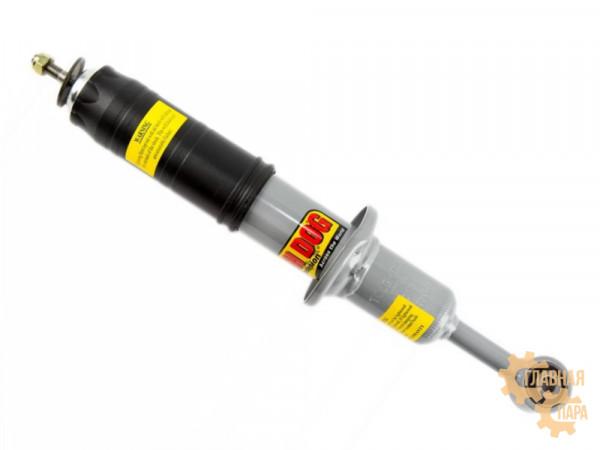Амортизатор передний усиленный Tough Dog для Nissan Patrol Y62 лифт 40 мм (масло)