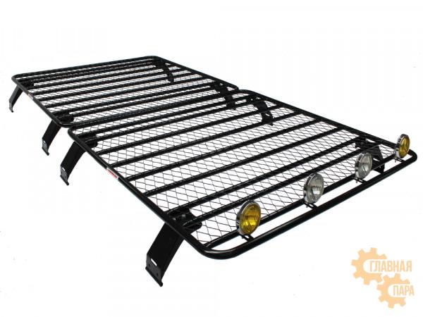 Багажник платформа УНИКАР для УАЗ Буханка 452, 2206, 3962