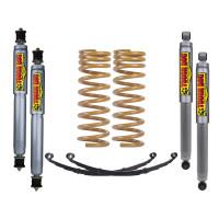 Комплект подвески Tough Dog для УАЗ Патриот нагрузка перед 110 кг зад 300-500 кг лифт 50 мм