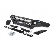 Передний силовой алюминиевый бампер RIVAL для Ford Ranger 2011+ с доп. фарами