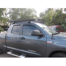Багажник экспедиционный алюминиевый KDT для Toyota TUNDRA