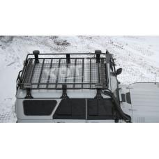 Багажник экспедиционный алюминиевый KDT для УАЗ классический