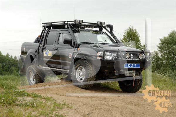 Багажник экспедиционный KDT для пикапов