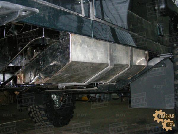 Бак топливный дополнительный (без установочного комплекта) для Land Rover Defender 110