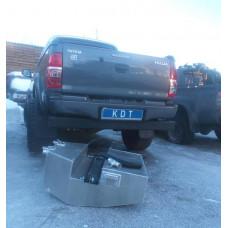 Бак топливный дополнительный (без установочного комплекта) для Toyota HILUX