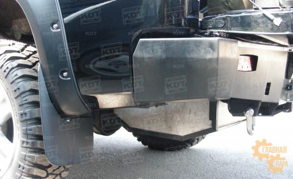 Бак топливный дополнительный (без установочного комплекта) для Toyota Tundra