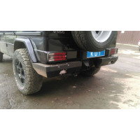 Задний силовой бампер KDT для Mercedes-Benz G-класс