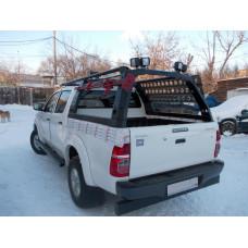 Каркас грузовой многофункциональный KDT для Toyota Hilux