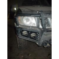 Защита противотуманных фонарей KDT для бамперов Nissan Patrol