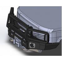 Защита передней оптики KDT для бамперов Toyota Land Cruiser 70 серии