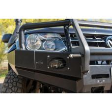 Защита противотуманных фонарей KDT для бамперов Volkswagen Amarok
