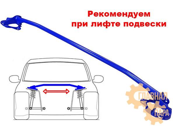 Распорка стоек NSGV Suzuki Grand Escudo-Vitara 05-17