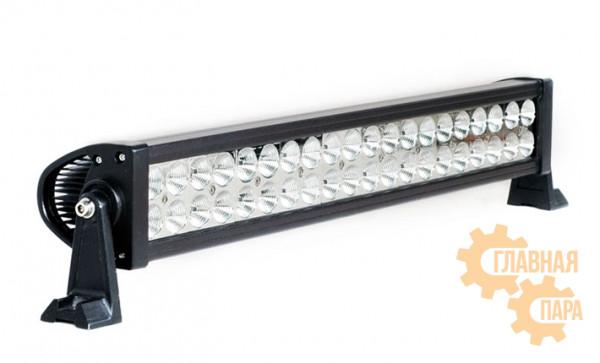 Двухрядная LED балка CH008 дальний+ближний свет мощность 60-300W длина 36-139 см светодиоды 3W