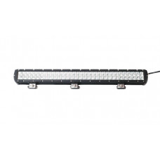 Двухрядная LED балка комбинированного света CH0057, мощность 120-144W, длина 56-66 см, светодиоды 3W