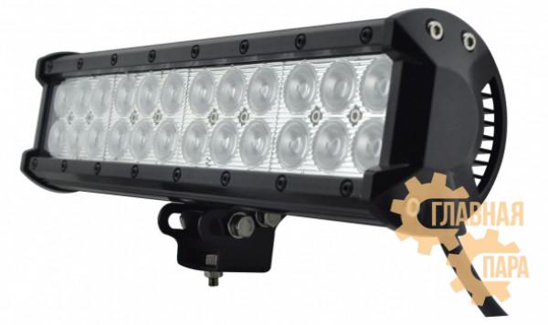 Двухрядная LED балка РИФ ближнего света, мощность 18-72W, длина 10-24см, светодиоды CREE 3W