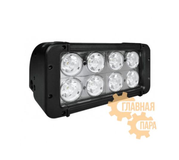 Двухрядная LED балка РИФ ближнего света, мощность 40-240W, длина 12-51см, светодиоды CREE 10W