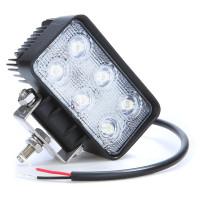 Фара светодиодная ближнего света X006 мощность 18W светодиоды 3W
