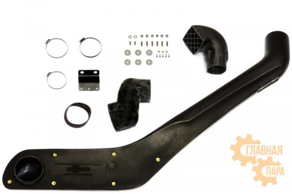 Шноркель СТОКРАТ для Toyota Hilux 2005-2015 дизельный двигатель 1KD-FTV