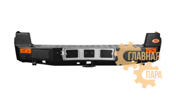 Задний силовой бампер OJ 03.400.01 для ТАГАЗ Road Partner
