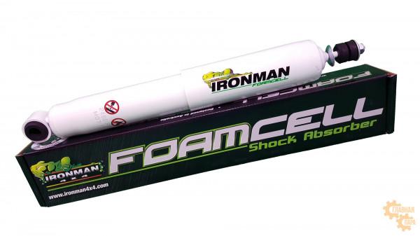 Амортизатор передний Ironman для Ford Ranger до 2011, Mazda BT50 2006-2011, Isuzu D-Max 2003-2012 лифт до 50 мм (масло)