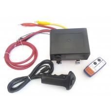 Блок соленоидов + пульт проводной + пульт ДУ для лебедок 9500-12000 lbs