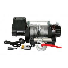 Лебедка электрическая 12V Electric Winch BZ17000lbs / 7727 кг влагозащищенная