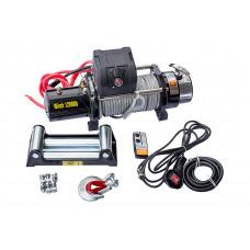 Электрическая лебедка Electric Winch SNC12.0X 12V 12000 lbs / 5443 кг (скоростная)
