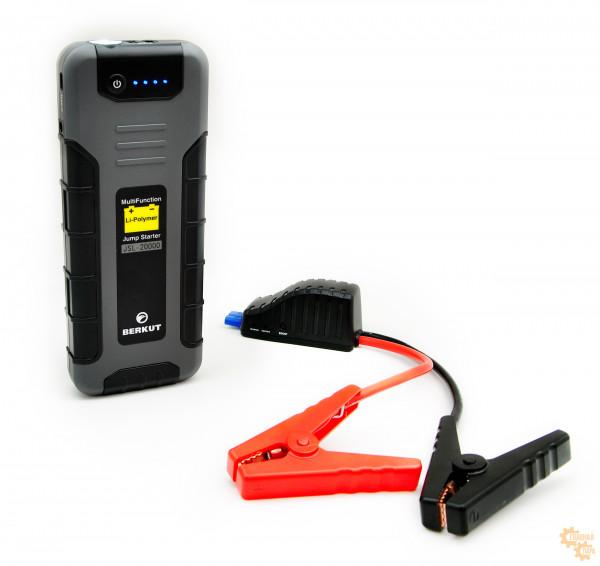 Автомобильное пуско-зарядное устройство BERKUT JSL-20000