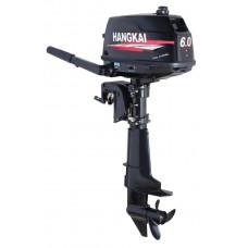 Подвесной лодочный мотор HANGKAI мощность 6 л.с. двухтактный