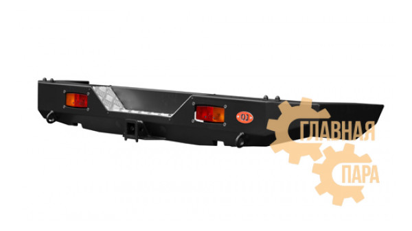 Задний силовой бампер OJ 03.113.01 для Jeep Wrangler JК
