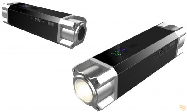 Автомобильное пуско-зарядное устройство BVItech BS-05LD 10600 mAh