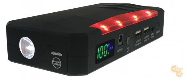 Автомобильное пуско-зарядное устройство BVItech BS-07D 15000 mAh