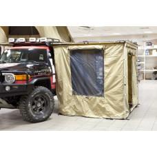 Комплект из стенок с дверью и окном для компактного автомобильного навеса (маркизы) STO TN-AW2020. Размер 2 х 2 м.
