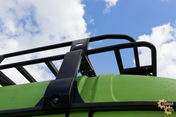 Багажник экспедиционный РИФ на ГАЗ Соболь 1500х2200 мм (для а/м без люка)