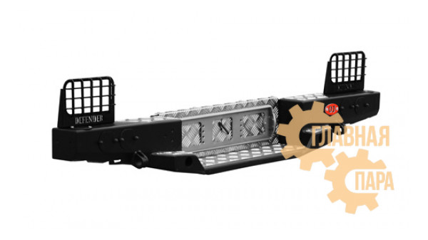 Задний силовой бампер OJ 03.112.01 для Land Rover Defender 90/110