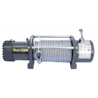 Мощная автомобильная электрическая лебедка CM Winch CM12000 12V 5450 кг.