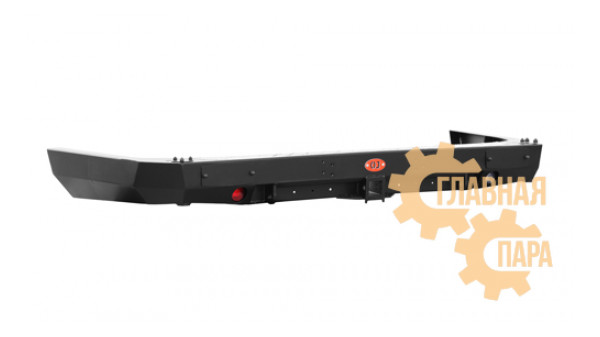 Задний силовой бампер OJ 03.137.01 для Mitsubishi Pajero Sport II