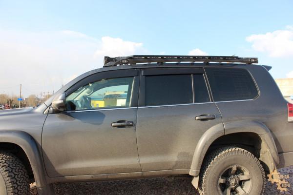 Багажник экспедиционный STC для Toyota Land Cruiser 200
