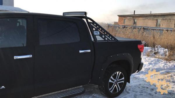 Дуга на кузов из трубы Toyota Tundra (Сrewmax) 2007+