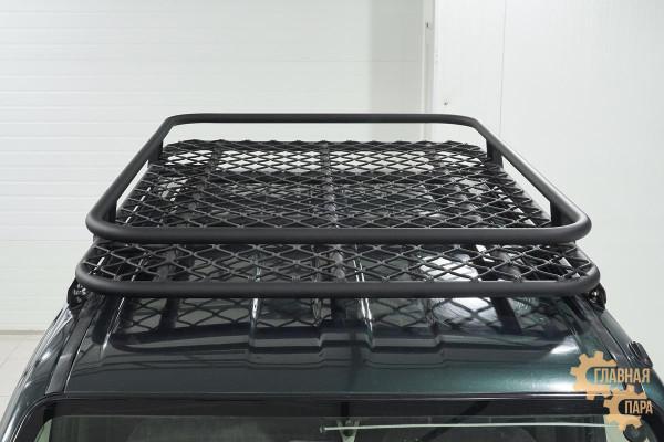 Багажник алюминиевый на крышу 1032х1532х130 сетка