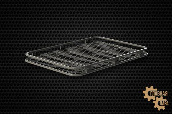 Багажник алюминиевый на крышу 1172х1682х130 сетка