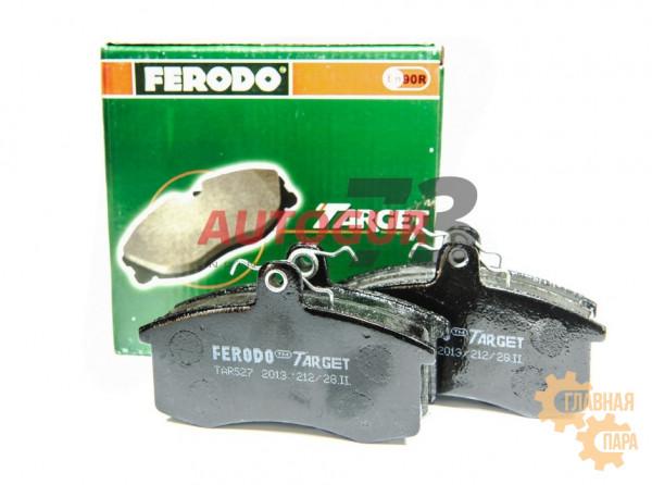 Дисковые тормоза с перфорированными дисками УАЗ военный задний мост (суп. ВАЗ 2112)