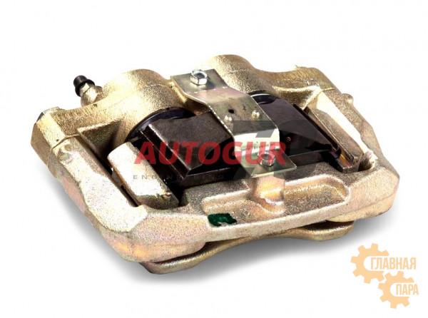 Дисковые тормоза с перфорированными дисками УАЗ гражданский передний мост (суп. УАЗ 3160)