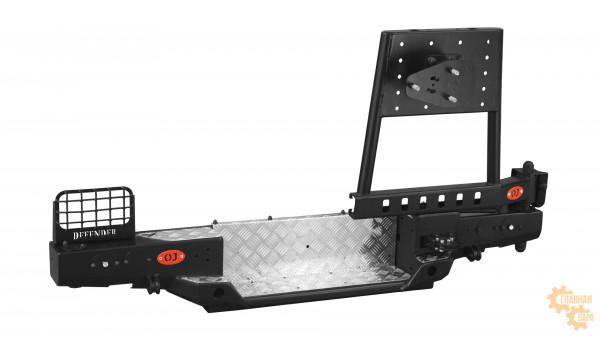 Задний силовой бампер OJ 03.112.05 для Land Rover Defender
